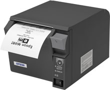 Photo of Epson OmniLink TM-T70II-DT