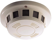 Photo of EverFocus ESD 200 Color Smoke Detector