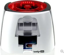 Photo of Evolis Badgy200