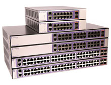 Photo of Extreme Networks 200 Series Ethernet Switches