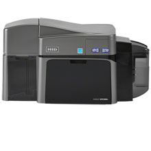 Photo of Fargo DTC1250e ID Card Printer Ribbons