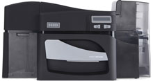 Photo of Fargo DTC4500 ID Card Printer System