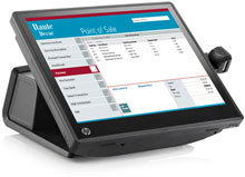 Photo of HP RP7 Retail System