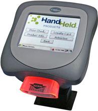Photo of Hand Held ImageKiosk 8560