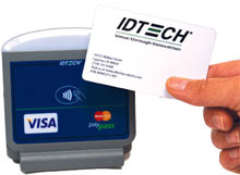 Photo of ID Tech Xpress 100