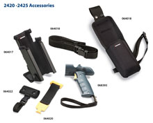 Photo of Intermec Trakker Antares T2420 Accessories