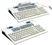 Photo of Logic Controls LK6000 Programmable QWERTY