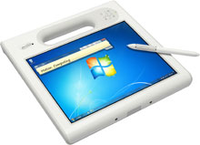 Photo of Motion Computing C5v Mobile Clinical Assistant