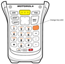 Motorola KYPD-MC95MG000-000