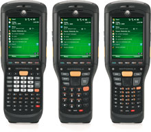 Motorola MC9590-KD0DAD00100