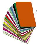 Photo of PVC-Cards Blank White Vinyl Card