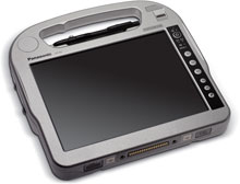 Photo of Panasonic Toughbook H2