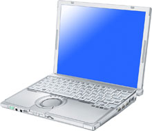Photo of Panasonic Toughbook W8