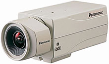 Photo of Panasonic WV-CP244 Series