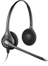 Photo of Plantronics HW261N SupraPlus Wideband Binaural Headset