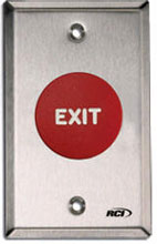 Photo of RCI 908 Exit Button