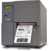 Photo of SATO LM412e