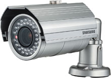 Photo of Samsung SCC-B9371 IR Bullet