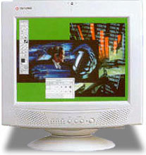 Photo of Tatung CRT Touch Monitor