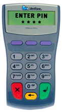 VeriFone P003-190-02-WWE-2
