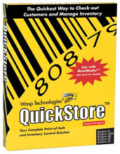 Photo of Wasp QuickStore POS