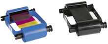 Photo of Zebra ID Card Printer Ribbon