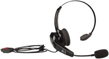 Photo of Zebra HS2100 Rugged Wired Headset