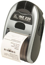 Photo of Zebra MZ 220