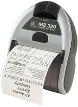 Photo of Zebra MZ 320