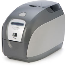 Photo of Zebra P110i ID Card Printer System