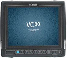 Photo of Zebra VC80 Vehicle Mount Mobile Computer