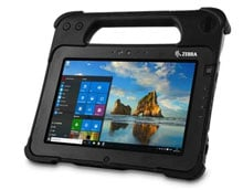 Photo of Zebra L10 Android Rugged Tablets