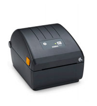 Photo of Zebra ZD220d Desktop Printer