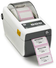 Photo of Zebra ZD410 Healthcare