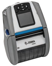 Photo of Zebra ZQ620 Healthcare Mobile Printer