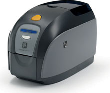 Photo of Zebra ZXP Series 1 ID Card Printer Ribbons