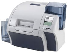 Photo of Zebra ZXP Series 8 ID Card Printer Ribbons