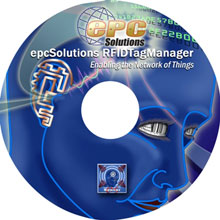Photo of epcSolutions RFID Tag Manager